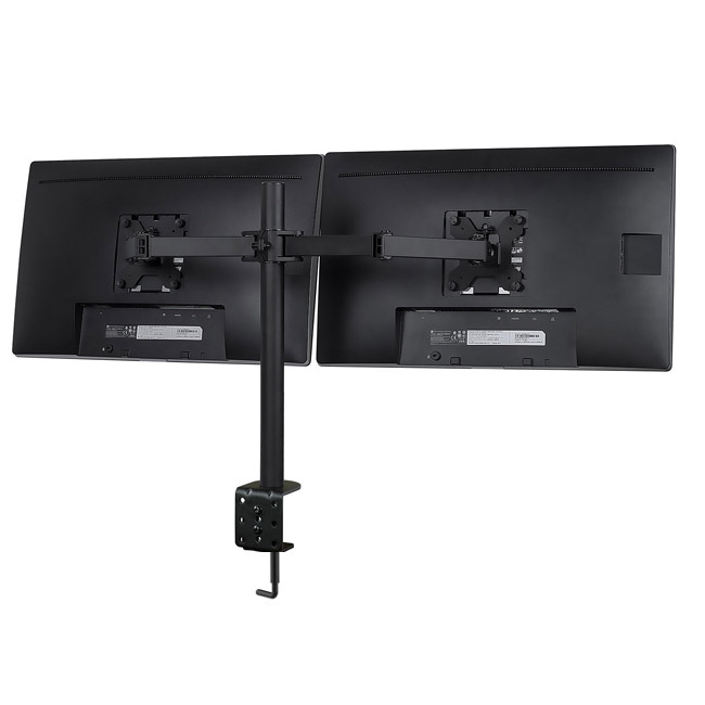 Dual Monitor Mount Desk Stand For Lcd Led Computer