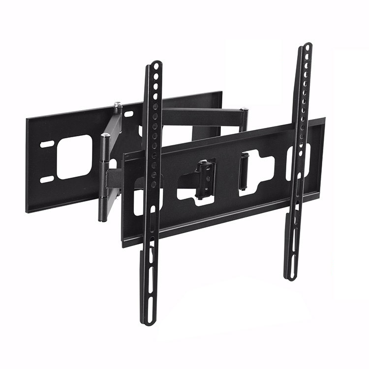 tv wall mount 32 55 lcd led plasma tv flat screen with vesa full motion articulating dual. Black Bedroom Furniture Sets. Home Design Ideas